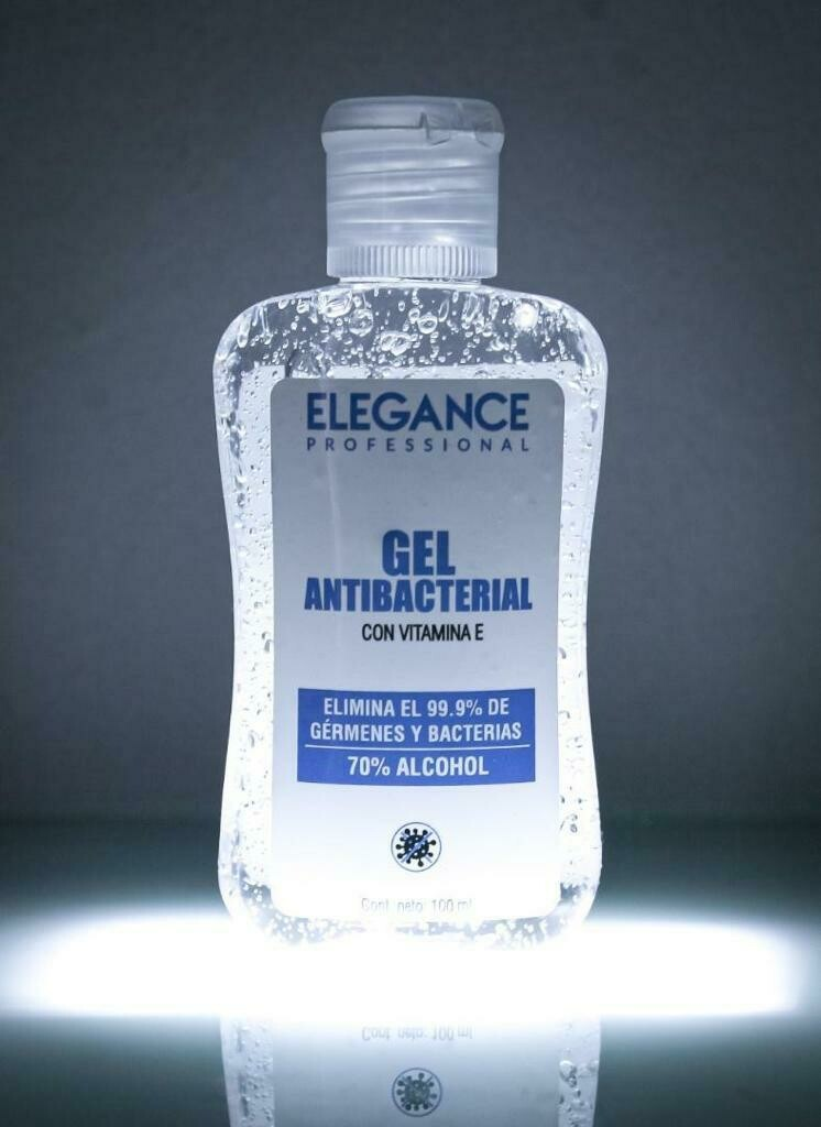 Gel Antibacterial / 100 ml