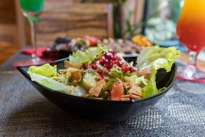 Lebanese Salad ( Fatoush)