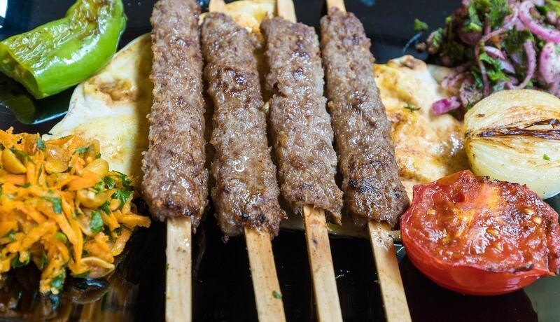 Grilled Kabab