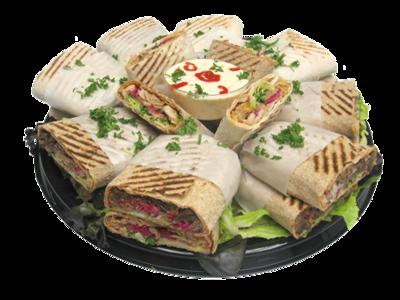 Lebanese Shawarma