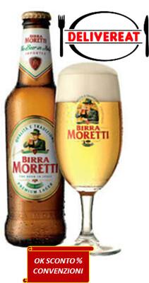 Moretti 33 cl.