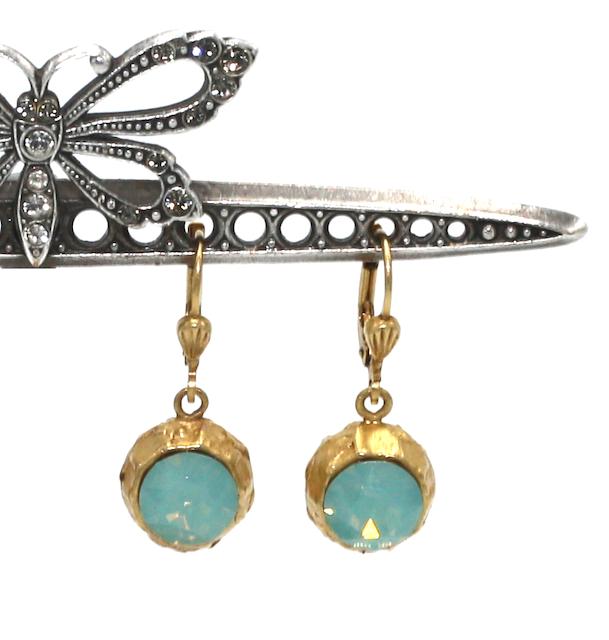 FERRERO ROCHER Gold With Pacific Opal Swarovski Crystal