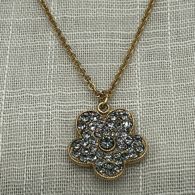 MARY QUANT NECKLACE Gold