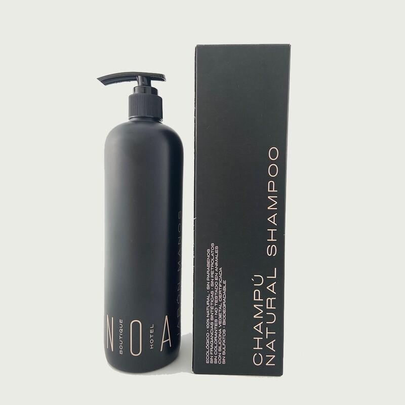 Champú/ Natural shampoo