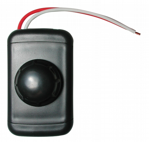 Rotary Dimmer Control - Black