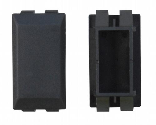Insert/Wall Plate - Black 3/bag