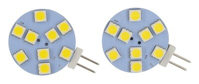 LED Bulb G4 Replacement with Side Mount
