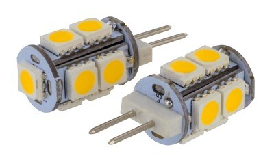 LED Bulb  G-4 and JC10 Replacement, Warm White