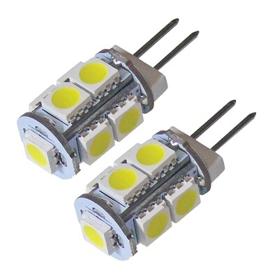 LED Bulb G-4 and JC10 Replacement