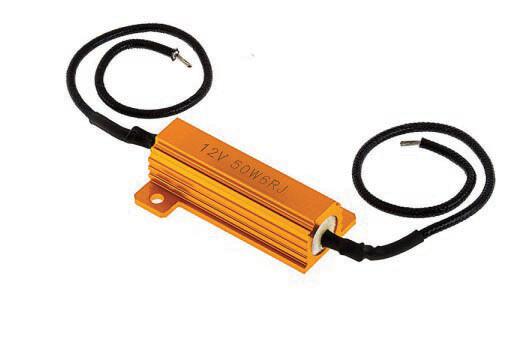 Load Resistor Kit for LED Swap of 3156/3157 Bulbs