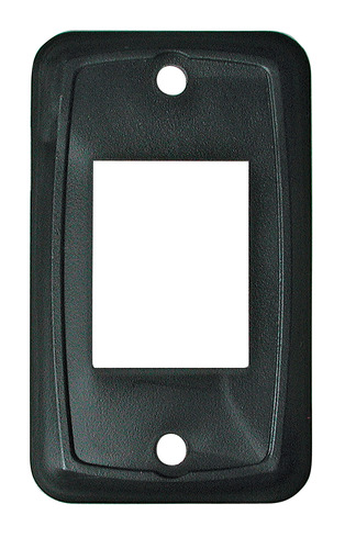 Switch Plate - Black 1/Card