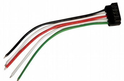 5 Pin, In-Line Terminal Wiring Harness - In-Line Harness