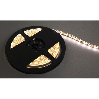 16 Foot Soft/Warm White LED Strip Only