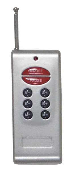 RF Remote and Receiver