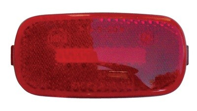 Red Replacement Lens for Standard 4