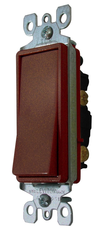 Decor Switch - Brown