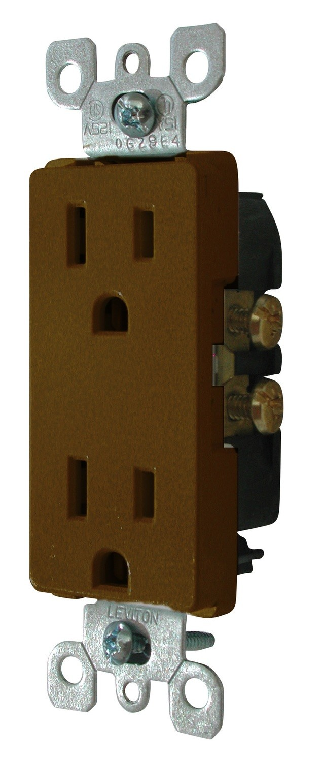 Decor Receptacle - Brown