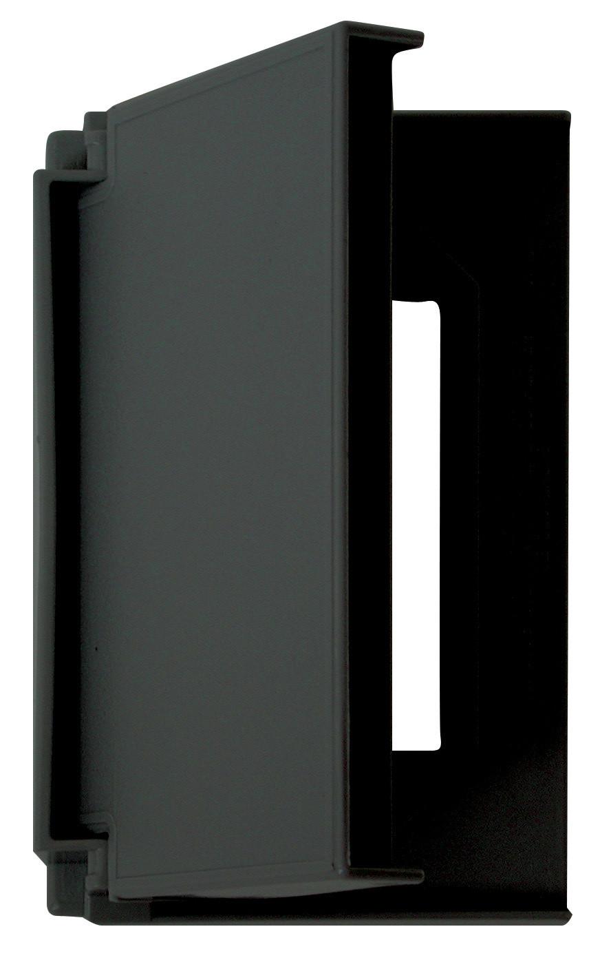 Weatherproof Decor Cover - Black