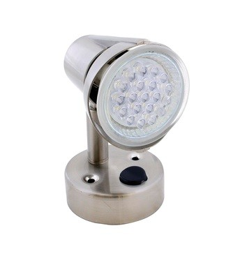 20 Diode LED Reading Lamp with Bulb
