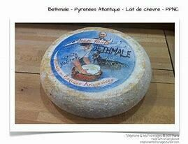 Bethmale de Chèvre  150 g environ