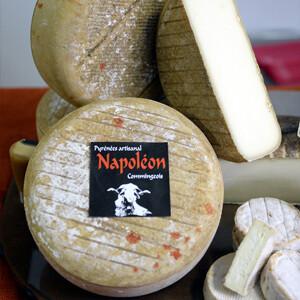 Napoléon 24 mois   200 g environ