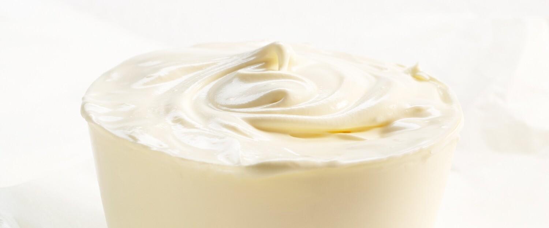 Crème fraîche crue fermière