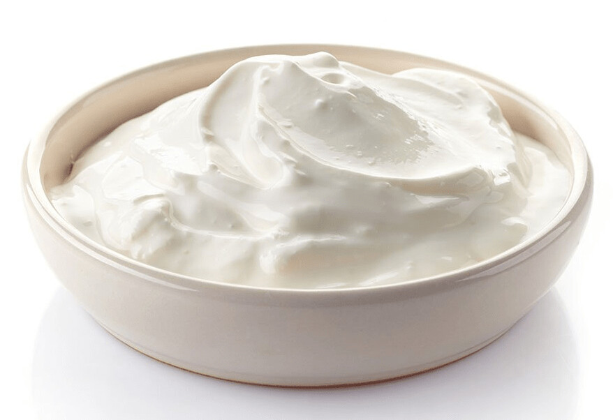 Fromage blanc lisse 40 %  250 g environ