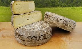 Tomme de Savoie entre deux   150 g  environ