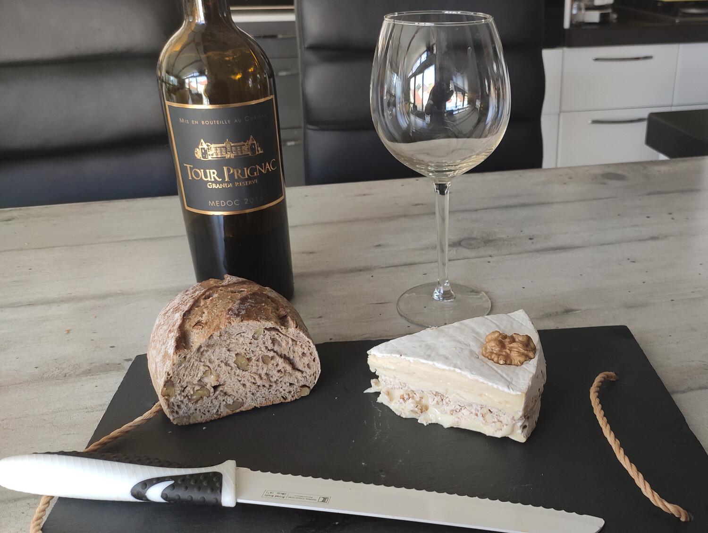 Brie aux noix   150 g