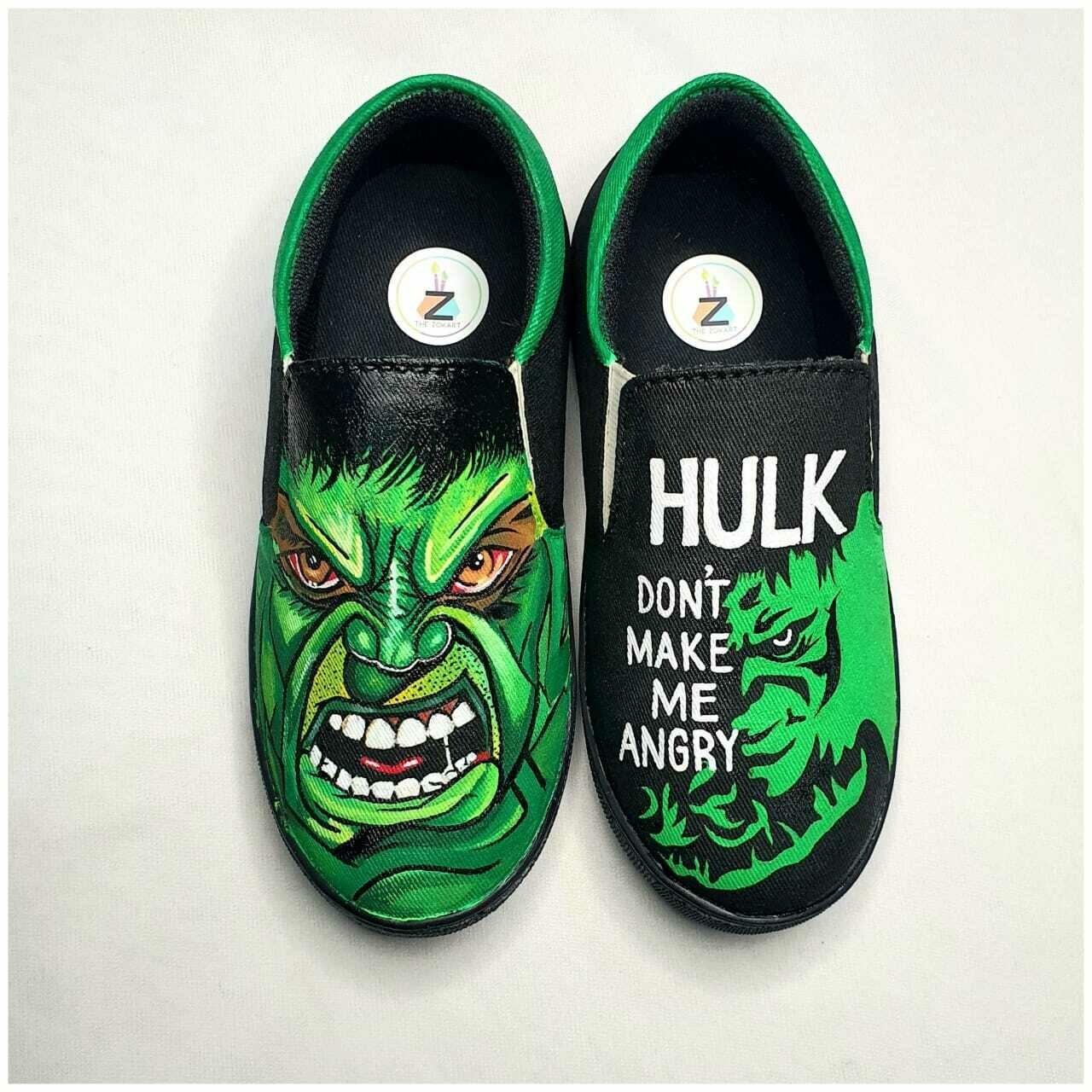 Hulk Don't make me angry