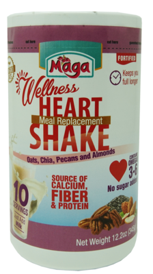 Batida Maga - Wellness Shake