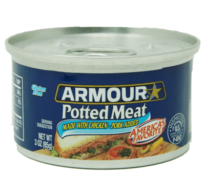 Carne Enlatada Armour