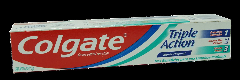 Pasta Dental Colgate Triple Action