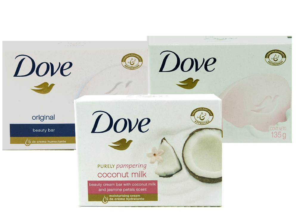 Jabón de Barra Dove