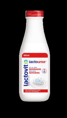 Gel de Baño Lactovit Lactourea