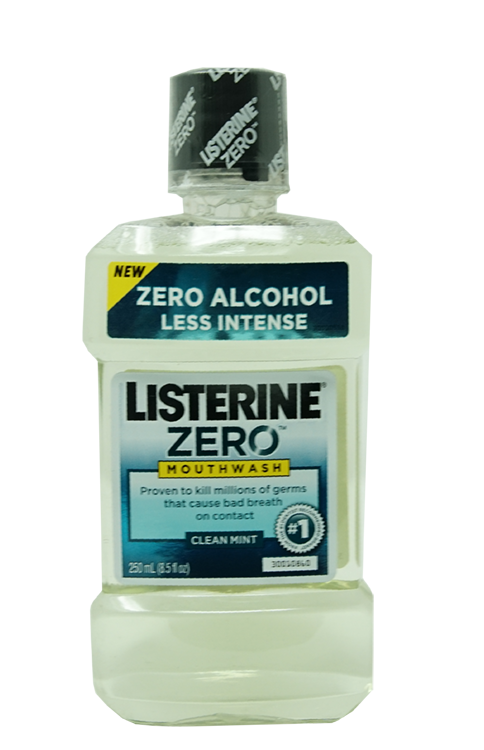 Enjuague Bucal Listerine Zero