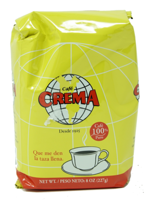 Café Crema (8 Oz)