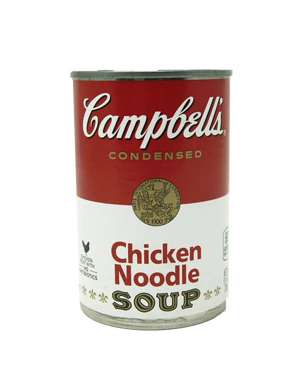 Sopas Campbells Chiken Noodle