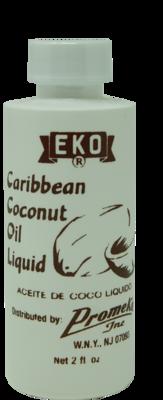 Aceite de Coco Caribbean Liquid 2 Fl Oz