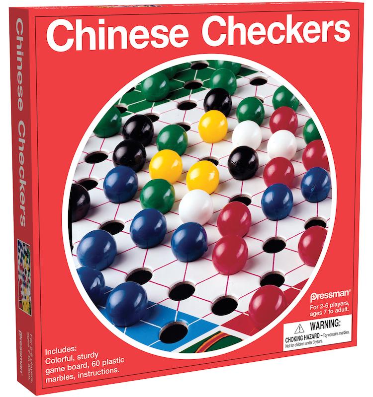 Juego de Mesa Chinese Checkers