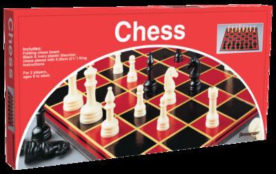 Juego de Mesa Ajedrez - Chess