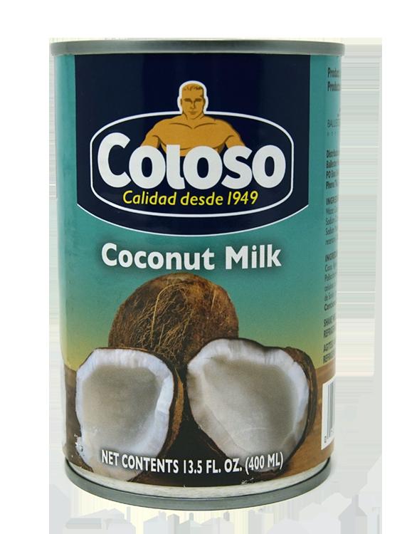 Leche De Coco Coloso