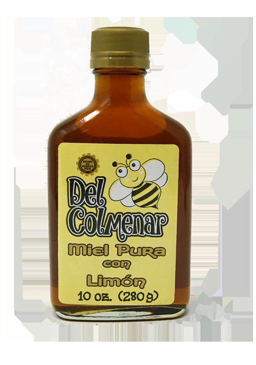 Miel de Abeja con Limón Del Colmenar
