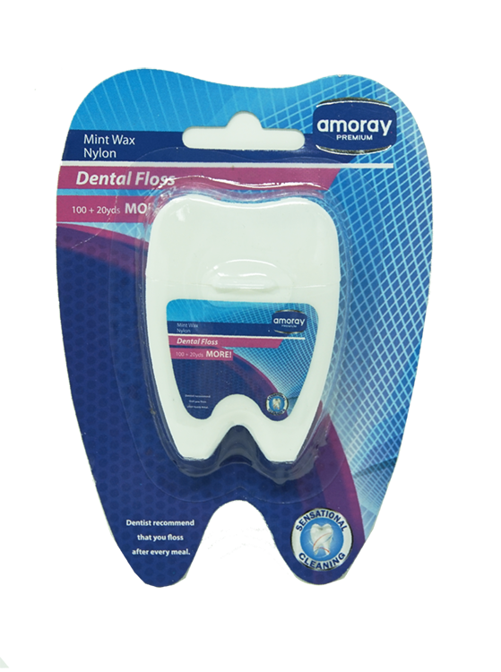 Hilo Dental | Dental Floss Amoray Premium