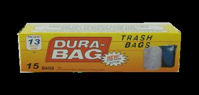 Bolsas para Basura Dura Bag 13 Gal