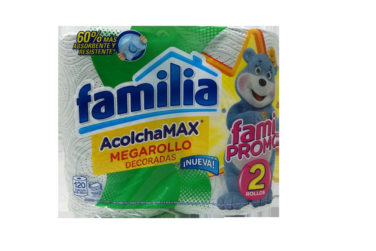 Papel Toalla Familia Famipromo 2 Rollos