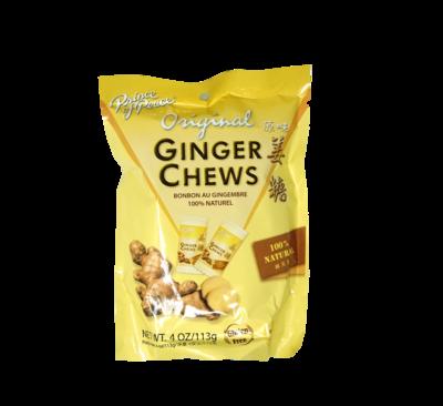 Bonbón de jengibre - Ginger Chews