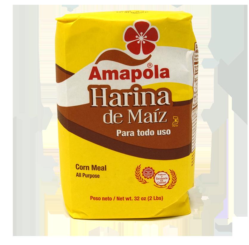 Harina De Maíz Amapola 2 Lb