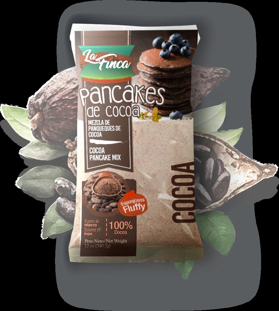 Harina para Pancakes De Cocoa