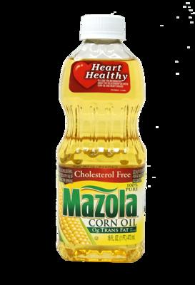Aceite de Maíz Mazola 16 Oz